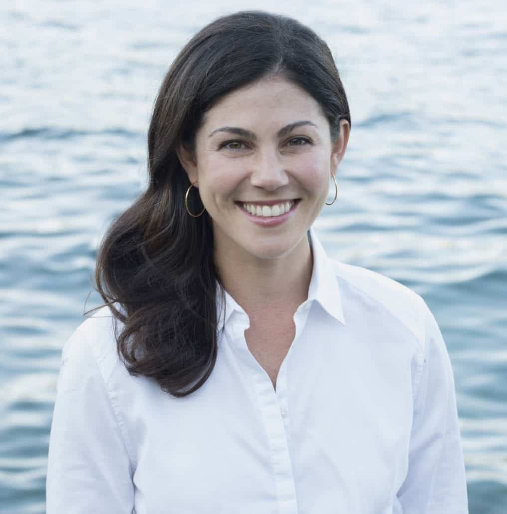 Anna Ford, co-founder and CEO of Jet-Set Offset