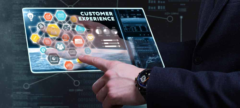 digital transformation customer experience [shutterstock: 558630217, Alfa Photo]