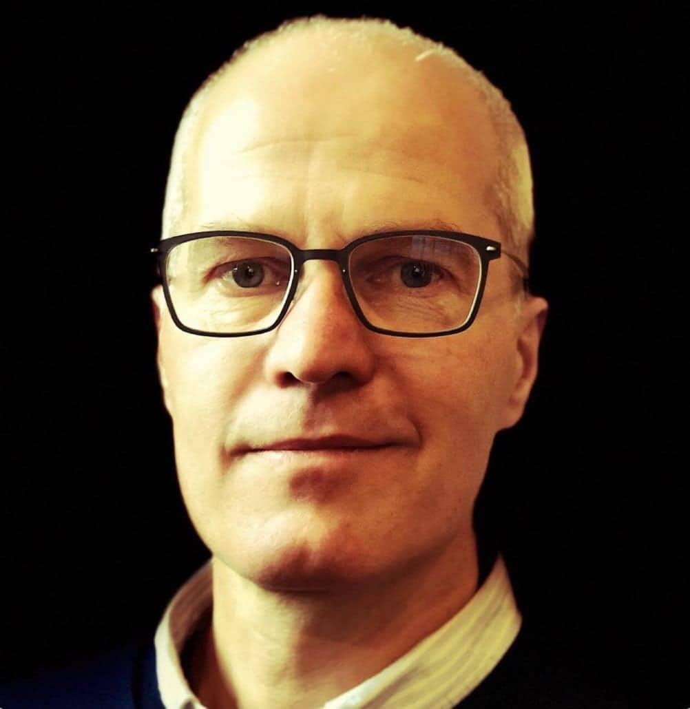 Bert Lutje Berenbroek, CEO of Net2Grid