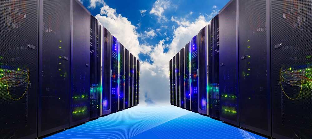 luenendonk data center cloud [shutterstock: 517898035, Timofeev Vladimir]