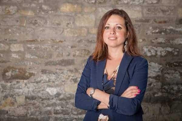 Zara Nanu, CEO of Gapsquare.